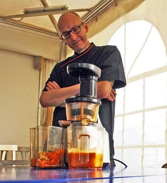 Gianluca e la centrifuga