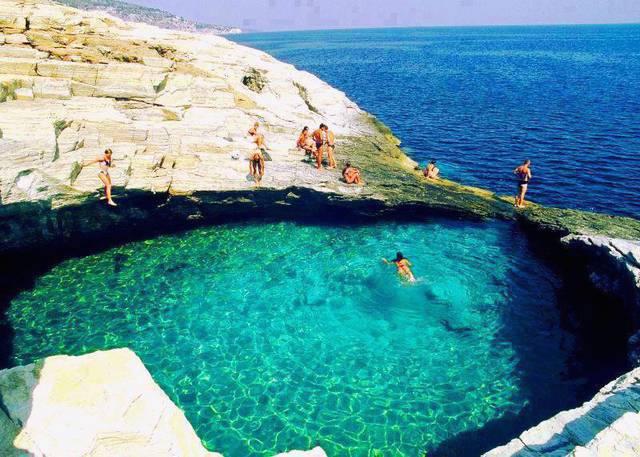 Piscine naturali acateringveg - Isola di saona piscine naturali ...